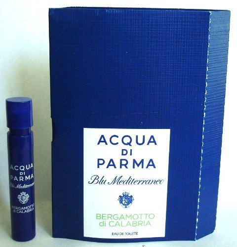 Blu Mediterraneo Fico di Amalfi by Acqua di Parma 0.04 oz Eau de Toilette Sampler Vial Spray