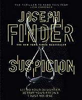Suspicion by Joseph Finder(2014-12-04)