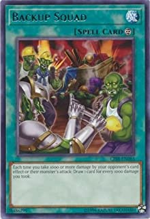 Backup Squad - CIBR-EN065 - Rare - Unlimited Edition - Circuit Break (Unlimited Edition)