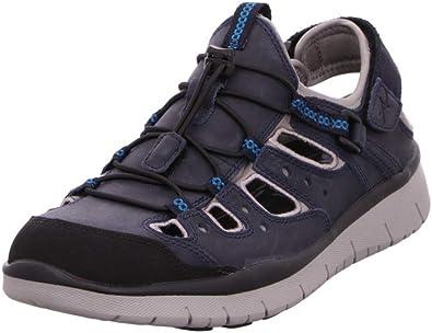 Mephisto 652951 - Zapatillas deportivas para hombre, color azul