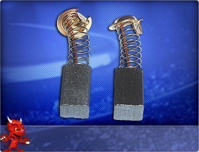 Kohlebürsten Hitachi Bohrhammer Meißelhammer DH20V, DH22V, DH22VA, DH25V, DH25PB
