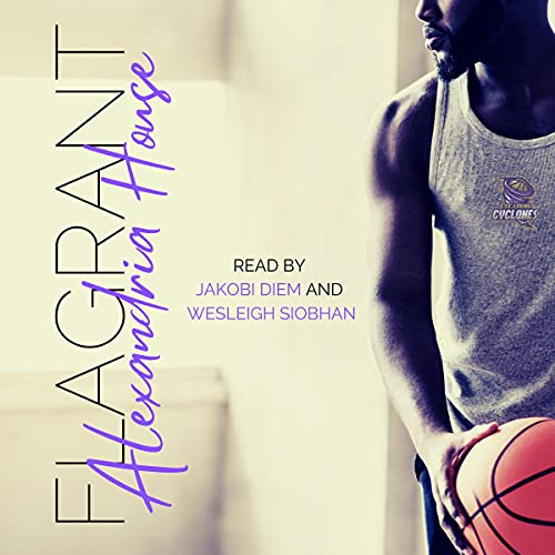 Flagrant: St. Louis Cyclones, Book 1