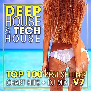 Deep House & Tech-House Top 100 Best Selling Chart Hits + DJ Mix V7