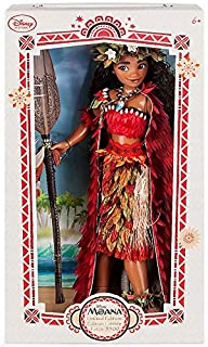 Best limited edition moana doll Reviews