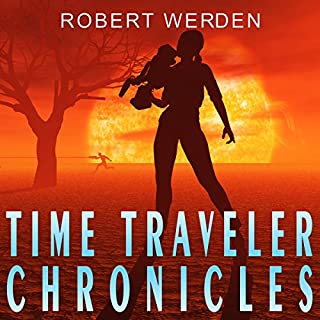 Time Traveler Chronicles audiobook cover art