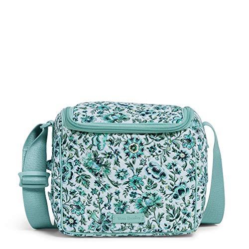 Vera Bradley Womens Signature Cotton Stay Cooler Lunch Bag Cloud Vine