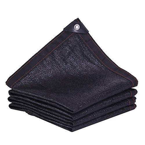 KEOA Toile d'ombrage 8 Stitches Cryptage Filet D'ombrage Respirant épais Filet Protection Solaire Bord Scellé Pliable pour Couvert végétal, Serre-5mx10m