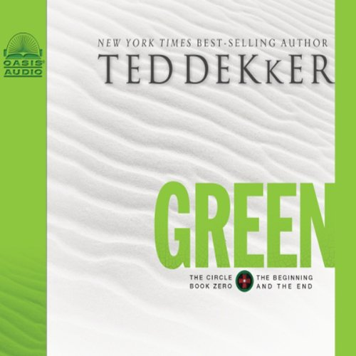 Green audiobook cover art