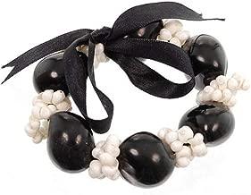 hawaiian kukui nut bracelet
