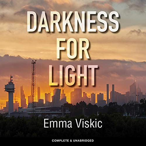 Darkness for Light cover art