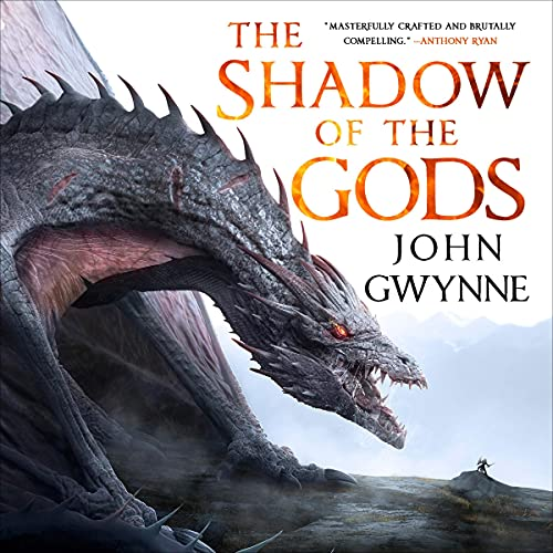 The Shadow of the Gods Audiobook By John Gwynne cover art