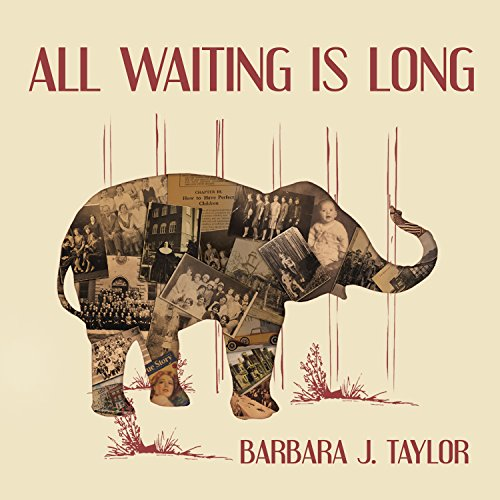 All Waiting Is Long audiobook cover art