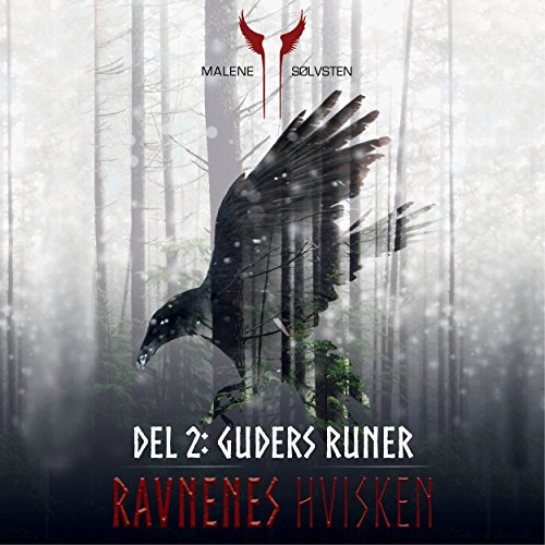 Guders runer (Ravnenes hvisken 2) audiobook cover art