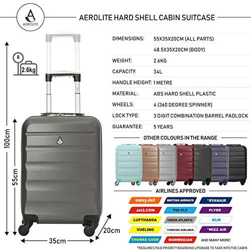 Aerolite ABS 55cm - 2