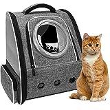 Best Dog Backpacks - PENCCOR Large Cat Carrier Backpack, Foldable Pet Carrier Review