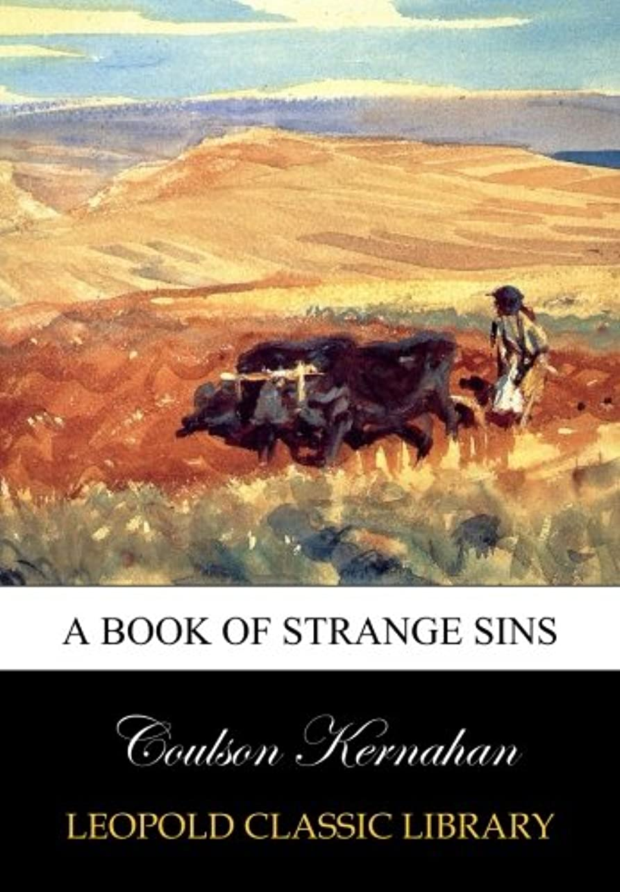 信仰連想聴衆A book of strange sins