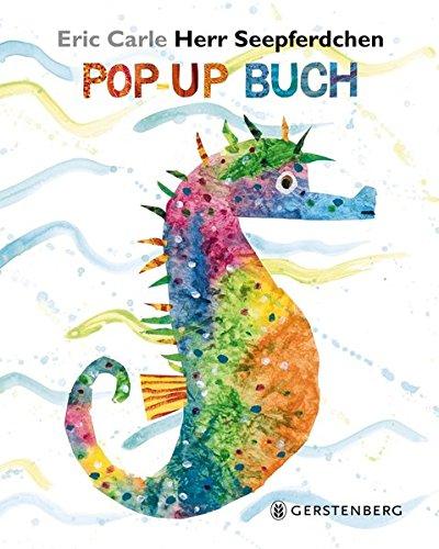 Herr Seepferdchen Pop-up-Buch