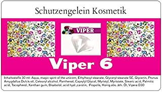 Viper 6, dünne Lippen vergrößern, mehr Lippen Volumen, Lippen Booster,