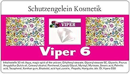 Viper 6, biologische Faltencreme Mund, Lippen optisch vergrößern