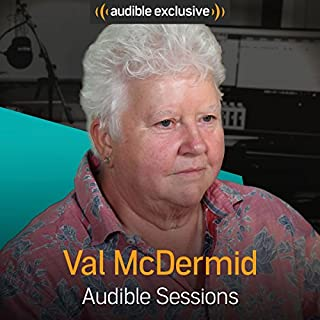 Val McDermid audiobook cover art