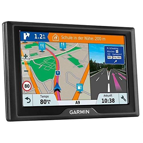 Garmin Navigationsgerät Drive 5S Central Europe LMT-S Navi TripAdvisor POIs