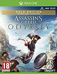 Enhance your experience with the GOLD EDITION including: The Assassin's Creed Odyssey game with the GOLD EDITION artwork & Season Pass Season Pass includes Assassin's Creed III Remastered and Assassin's Creed Liberation Remastered With the Season pas...