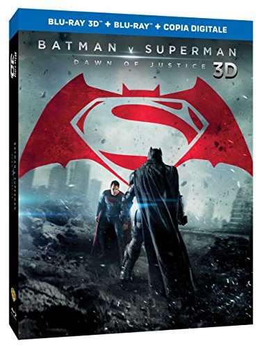 Batman V Superman: Dawn of Justice (Blu-Ray + Blu-ray 3D);Batman V Superman - Dawn Of Justice [Blu-ray]