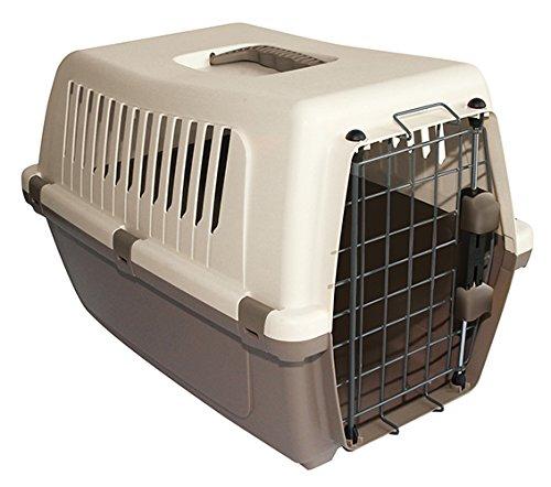 Nayeco PE30037 Cage de Transport pour Chiens et Chats 47 x 32 x 19 cm Vert