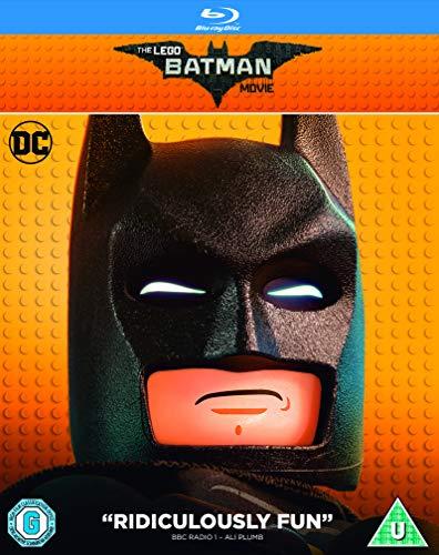 The Lego Batman Movie [Edizione: Regno Unito] [Reino Unido] [Blu-ray]