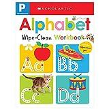 Pre-K Alphabet Wipe-Clean Workbook: Scholastic Early Learners (Wipe-Clean)