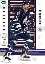 (CI) Mike Gartner Hockey Card 2003-04 Parkhurst Original Six Toronto Maple Leafs (base) 54 Mike Gartner