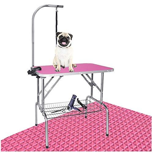 LEIBOU Dog Grooming Table