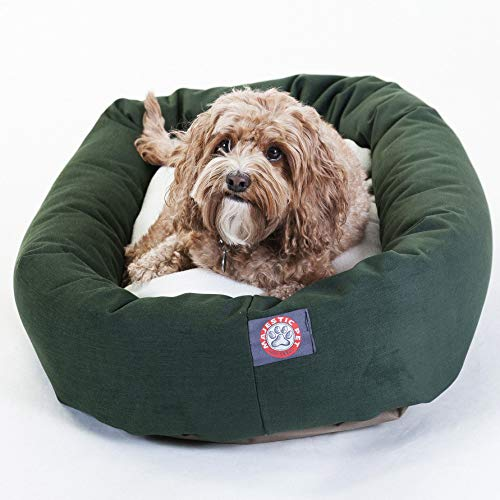 Majestic Pet Bagel Sherpa Dog Bed