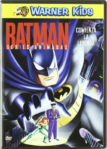 Batman Series Animadas:Comienza La Leyenda [DVD]