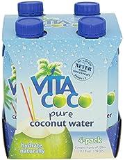 Vita Coco Agua De Coco Naturales (4X330ml)