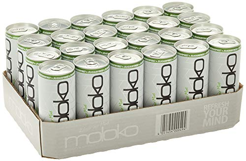 Moloko Sugarfree Refresh your Mind, 24er Pack, EINWEG (24 x 250 ml)