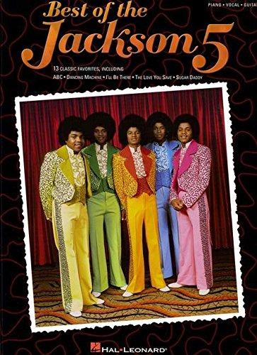 Best Of The Jackson 5: Songbook für Klavier, Gesang, Gitarre