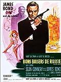 Poster 50 x 70 cm  James Bond 007 - Liebesgrüße