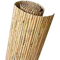 CAÑIZO natural partido JARDIN, útil para ocultación, delimitación o sombrajes (1 x 5 mts)