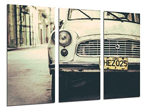 cuadro coche antiguo