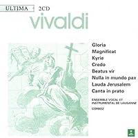 Vivaldi: Sacred Works