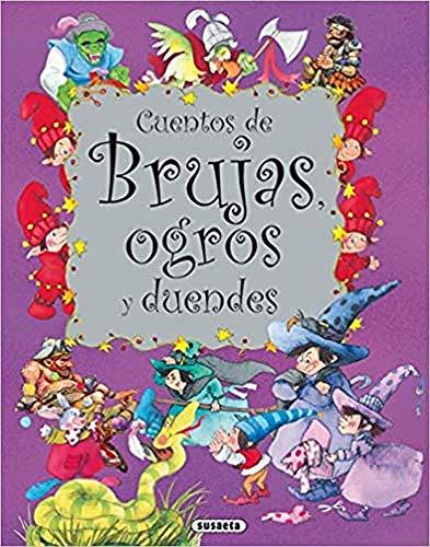 Cuentos de brujas, ogros y duendes (Biblioteca esencial)