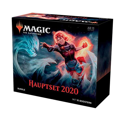 Magic The Gathering MTG - Hauptset 2020 Bundle DE