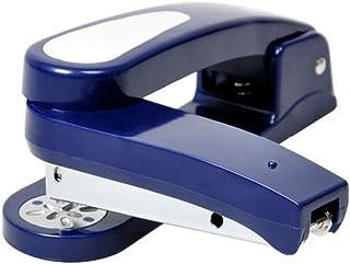 (ドリーミー ハット) Dreamy hut 大型 ホチキス ステープラー 回転式手動 事務用品 文房具?オフィス用品