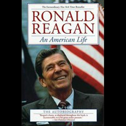 An American Life audiobook cover art