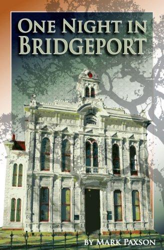 Book: One Night in Bridgeport by Mark Paxson