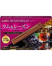 名糖産業 ワンズバー ラム&レーズン 3本×10箱