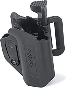 cz p07 holster with light