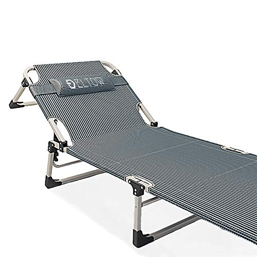 Eltow Portable Folding Camping Cot.