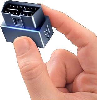 YJPQ GPS Tracker Vehicles OBO Burglar Alarm for Car Free Installation Remote Auto-Recording Real-Time GPS AGPS Multiple Po...
